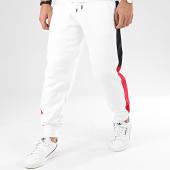 /achat-pantalons-joggings/celio-pantalon-jogging-a-bandes-poritz-blanc-bleu-marine-rouge-205525.html
