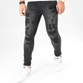 /achat-jeans/grj-denim-jean-slim-13967-noir-205462.html
