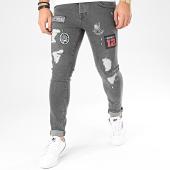 /achat-jeans/grj-denim-jean-slim-rq1015-gris-205463.html
