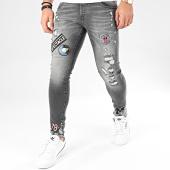/achat-jeans/grj-denim-jean-slim-13991-gris-anthracite-205509.html