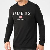 /achat-t-shirts-manches-longues/guess-tee-shirt-manches-longues-m01i77-j1300-noir-205385.html
