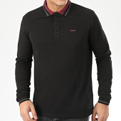 /achat-polos-manches-longues/hugo-by-hugo-boss-polo-manches-longues-donol-50422149-noir-205503.html
