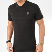 /achat-polos-manches-courtes/puma-polo-manches-courtes-ferrari-striped-596123-noir-205438.html