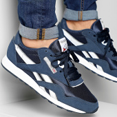 /achat-baskets-basses/reebok-baskets-classic-leather-nylon-fv1595-navy-platinum-205540.html