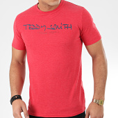 /achat-t-shirts/teddy-smith-tee-shirt-ticlass-basic-rouge-chine-205490.html