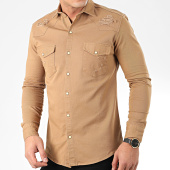 /achat-chemises-manches-longues/uniplay-chemise-manches-longues-181-marron-205420.html
