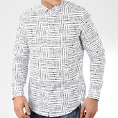 /achat-chemises-manches-longues/emporio-armani-chemise-manches-longues-3h1c61-1n83z-blanc-205590.html
