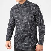 /achat-chemises-manches-longues/emporio-armani-chemise-manches-longues-3h1c61-1n83z-noir-205591.html