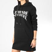https://www.laboutiqueofficielle.com/achat-robes/nqnt-sweat-crewneck-robe-femme-ce-monde-est-cruel-noir-205613.html