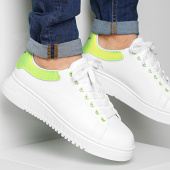 /achat-baskets-basses/emporio-armani-baskets-x4x264-xm228-optic-white-green-fluo-205660.html