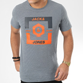 /achat-t-shirts/jack-and-jones-tee-shirt-a-rayures-strong-bleu-clair-orange-205719.html