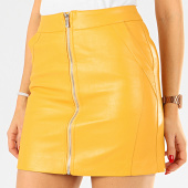 /achat-jupes/only-jupe-femme-glow-jaune-moutarde-205652.html