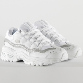 /achat-baskets-basses/skechers-baskets-femme-energy-metal-wave-13415-white-silver-205646.html