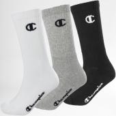 /achat-chaussettes/champion-lot-de-3-paires-de-chaussettes-y08qg-noir-gris-blanc-205857.html