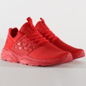 /achat-baskets-basses/kappa-baskets-logo-sanantonio-304igy0-red-true-black-205802.html