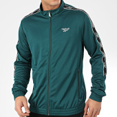 /achat-vestes/reebok-veste-zippee-a-bandes-classic-f-vector-fn2960-vert-blanc-205927.html