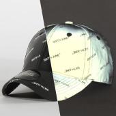 /achat-casquettes-de-baseball/sixth-june-casquette-m4038fca-reflechissant-noir-205880.html