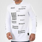 /achat-sweats-col-rond-crewneck/sixth-june-sweat-crewneck-m4061vsw-blanc-205909.html