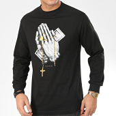 /achat-t-shirts-manches-longues/dgk-tee-shirt-manches-longues-blessed-noir-205984.html