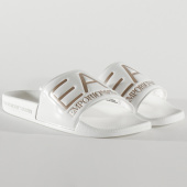 /achat-claquettes-sandales/ea7-claquettes-slipper-visibility-xcp001-xcc22-blanc-206081.html