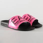/achat-claquettes-sandales/ea7-claquettes-slipper-visibility-xcp001-xcc22-noir-rose-206083.html