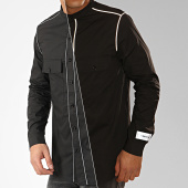 /achat-chemises-manches-longues/sixth-june-chemise-manches-longues-m4044csh-noir-reflechissant-205977.html