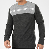 /achat-pulls/american-people-pull-patch-gris-anthracite-chine-206123.html