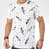 /achat-t-shirts/brave-soul-tee-shirt-quill-blanc-noir-206147.html