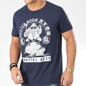 /achat-t-shirts/dragon-ball-z-tee-shirt-master-roshi-bleu-marine-206221.html