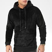 /achat-sweats-capuche/john-h-sweat-capuche-velours-wy2019005-noir-206105.html