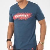 /achat-t-shirts/kaporal-tee-shirt-col-v-mass-bleu-marine-206176.html