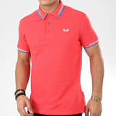 /achat-polos-manches-courtes/kaporal-polo-manches-courtes-nayoc-rouge-206183.html