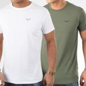 /achat-t-shirts/kaporal-lot-de-2-tee-shirts-rift-blanc-vert-kaki-206191.html