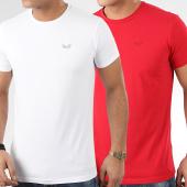 /achat-t-shirts/kaporal-lot-de-2-tee-shirts-rift-blanc-rouge-206192.html
