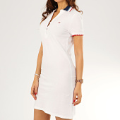 /achat-robes/kaporal-robe-polo-manches-courtes-femme-roukye-blanc-206232.html