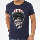 /achat-t-shirts/le-temps-des-cerises-tee-shirt-ibis-bleu-marine-206187.html
