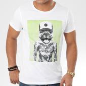 /achat-t-shirts/le-temps-des-cerises-tee-shirt-snoop-blanc-206190.html