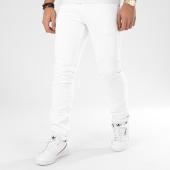 /achat-jeans/le-temps-des-cerises-jean-slim-711-adam-blanc-206199.html