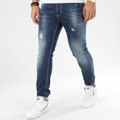 /achat-jeans/le-temps-des-cerises-jean-slim-915-basic-bleu-denim-206201.html