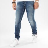 /achat-jeans/le-temps-des-cerises-jean-slim-711-basic-bleu-denim-206216.html