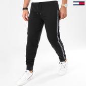 /achat-pantalons-joggings/tommy-hilfiger-pantalon-jogging-a-bandes-0706-noir-206100.html