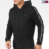 /achat-sweats-zippes-capuche/tommy-hilfiger-sweat-zippe-capuche-0708-noir-206101.html
