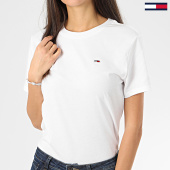 /achat-t-shirts/tommy-jeans-tee-shirt-femme-tommy-classics-7036-blanc-206143.html