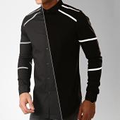 /achat-chemises-manches-longues/berry-denim-chemise-manches-longues-xp002-noir-reflechissant-206326.html