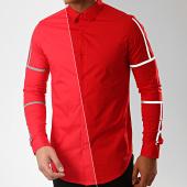 /achat-chemises-manches-longues/berry-denim-chemise-manches-longues-xp001-rouge-reflechissant-206328.html