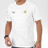 /achat-t-shirts/puma-tee-shirt-scuderia-ferrari-596143-blanc-206395.html