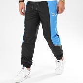 /achat-pantalons-joggings/puma-pantalon-jogging-tailored-for-sports-596468-noir-bleu-clair-206398.html