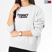 /achat-sweats-col-rond-crewneck/tommy-jeans-sweat-crewneck-femme-corp-heart-7804-gris-chine-206356.html