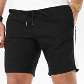 /achat-shorts-chinos/brave-soul-short-chino-a-bandes-connor-noir-blanc-206434.html