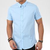 /achat-chemises-manches-courtes/brave-soul-chemise-manches-courtes-mombassab-bleu-ciel-206485.html